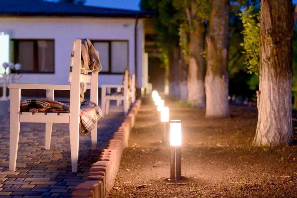 Using Bollard Lights to Enhance Your Garden